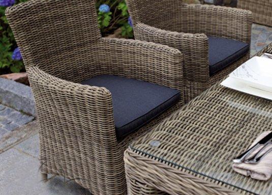 Krzesła I Fotele Ogrodowe Z Technorattanu Meble Dekkor
